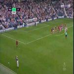 Salomón Rondón Goal - West Bromwich Albion 2 vs 2 Liverpool