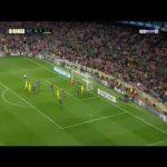 Barcelona [5]-1 Villarreal - Dembélé 90'+3'