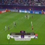 Wolfsburg W 1-[2] Lyon W - Eugenie Le Sommer