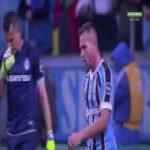 Willian (Palmeiras) goal vs. Grêmio (0-1) [Brasileirão Série A]