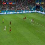 Diego Costa Goal - Portugal 1 vs 1 Spain