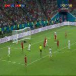 Nacho goal (Portugal 2-[3] Spain) 57'