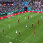 Lukaku Goal - Belgium 2 vs 0 Panama