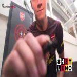 Arsenal confirm Leno #HeyLeno