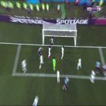 Suarez Goal - Uruguay 1 vs 0 Saudi Arabia