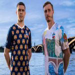 FK Enisey new kit for 2018/2019 season in RFPL