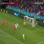 G. Xhaka goal (Serbia 1-[1] Switzerland) 52'