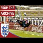 On this day 25 years ago, René Higuita performed his scorpion kick save at Wembley in a scoreless international friendly match between England and Colombia.