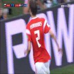 Russia [2]-2 Croatia - Mario Fernandes 115'