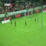 Górnik Zabrze 1-0 FC Zaria Balti - Angulo 87'