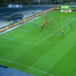 Kairat Almaty 2-0 AZ Alkmaar - Aderinsola Eseola 50'