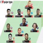 Ligue 1 Team of the Week [l'Équipe]
