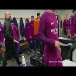 Guardiola: 'Sit down. Nobody talk'