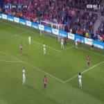 Real Madrid 0-1 Atlético Madrid - Diego Costa 1'