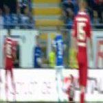 Darmstadt 3-0 Duisburg - Tobias Kempe 86'