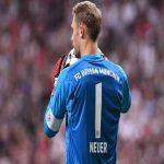 It has been 342 days since Manuel Neuers last Bundesliga game