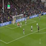 Fulham 1-[1] Burnley: Hendrick
