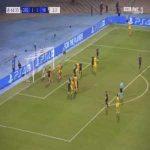 Dinamo Zagreb 1-[2] Young Boys [2-3on agg.] - Guillaume Hoarau 66'