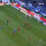 Hoffenheim [1]-1 Freiburg - Adam Szalai 50'