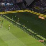 Vitesse 0-1 Ajax - Hakim Ziyech 3'