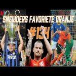 Wesley Sneijder's favorite XI he's played with in the Dutch national team: Stekelenburg, van Bronckhorst, Frank de Boer, Heitinga, Boulahrouz, van der Vaart, van Bommel, Nigel de Jong, Robben, van Nistelrooy and Kuyt