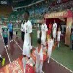 Augusto Fernández Great Goal vs Guizhou Hengfeng