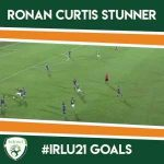 Ronan Curtis goal against Kosovo U21