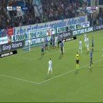 Spal 1-0 Atalanta - Andrea Petagna 50'