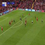 Roberto Firmino goal (Liverpool [3]-2 PSG) 91'