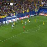 Villarreal 1-[1] Rangers - Scott Arfield 67'