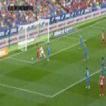 Getafe 0-2 Atlético Madrid - Thomas Lemar 60'
