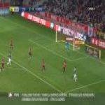 Lille 2-[1] Nantes - Kalifa Coulibaly 82'