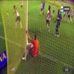 Franco Armani (River Plate) save vs Boca Juniors