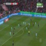 Leverkusen 1-0 Mainz - Kai Havertz 62'