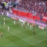 Rennes 1-0 PSG - Adrien Rabiot OG 11'