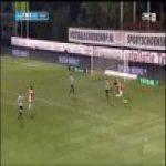 Gemert 0-4 Feyenoord - Dylan Vente 71'
