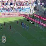 Roma [2]-1 Lazio : Kolarov 71'