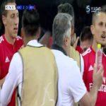 AEK 2-[3] Benfica: Alfa Semedo