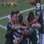 Palmeiras 1-0 Colo Colo [3-0 on agg.] - Dudu 37'