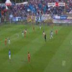 Darmstadt 0-1 Hamburg - Aaron Hunt 13'