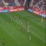 Lille 1-0 Saint-Etienne - Jonathan Bamba 17'
