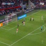 Ajax 4-0 AZ Alkmaar - Hakim Ziyech 61'
