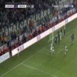 Konyaspor [2]-2 Besiktas - Paolo Hurtado 90'+4'