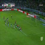 Bryan Ruiz Goal - Mexico 1 vs 2 Costa Rica