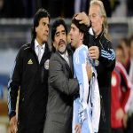 "Maradona: ""Messi can't be a leader as he goes to the toilet 20 times before every game"""