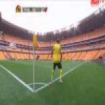 South Africa 2-0 Seychelles - Thulani Hlatshwayo 25'