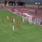 Tunisia 1-0 Niger - Yassine Meriah 17'
