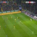 Dresden 0-1 Aue - Philipp Riese 24'