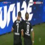 Sandhausen 1-0 Ingolstadt - Andrew Wooten penalty 7'