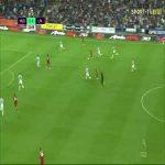 Mohamed Salah goal (Huddersfield 0-[1] Liverpool) 23'
